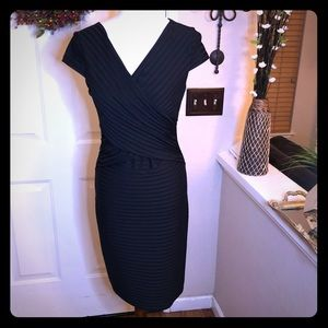 Beautifully Made Joseph Ribkoff Little Black Dress